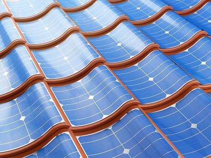 Zoom sur les tuiles photovoltaïque